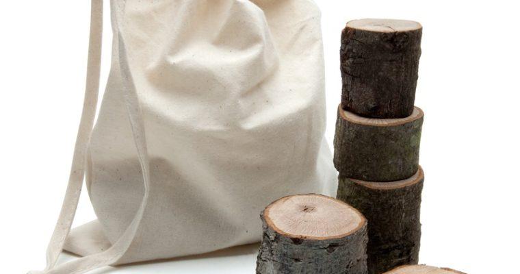 Natural oak blocks 👶🏼