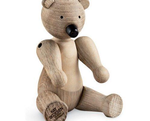 Wooden bear 👶🏼